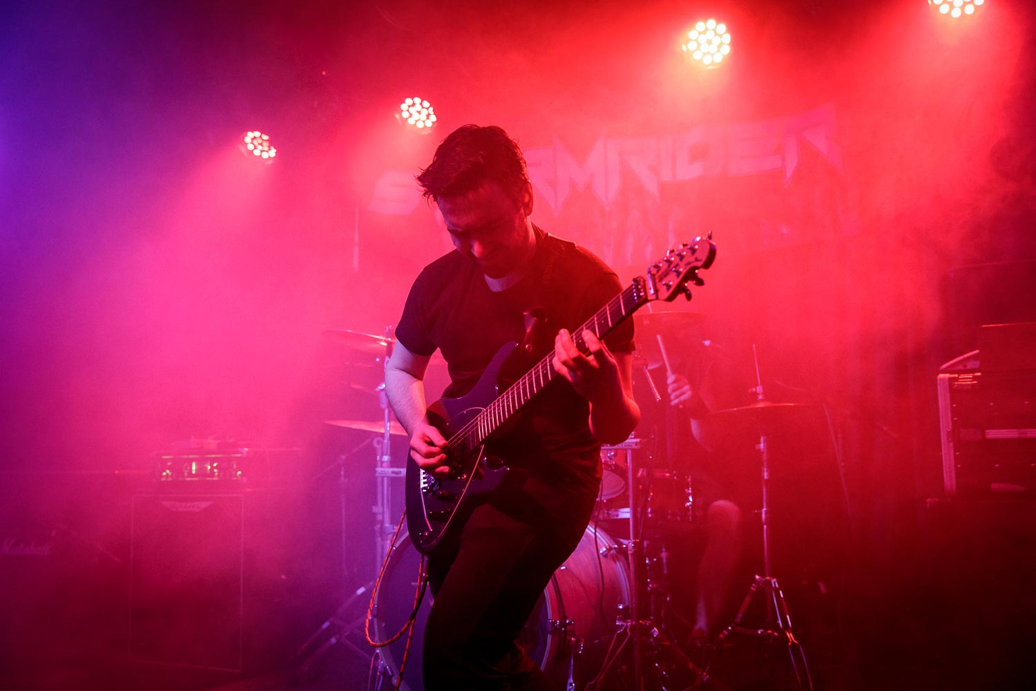 Stormrider live at Rebellion in Manchester on February 1st 2019