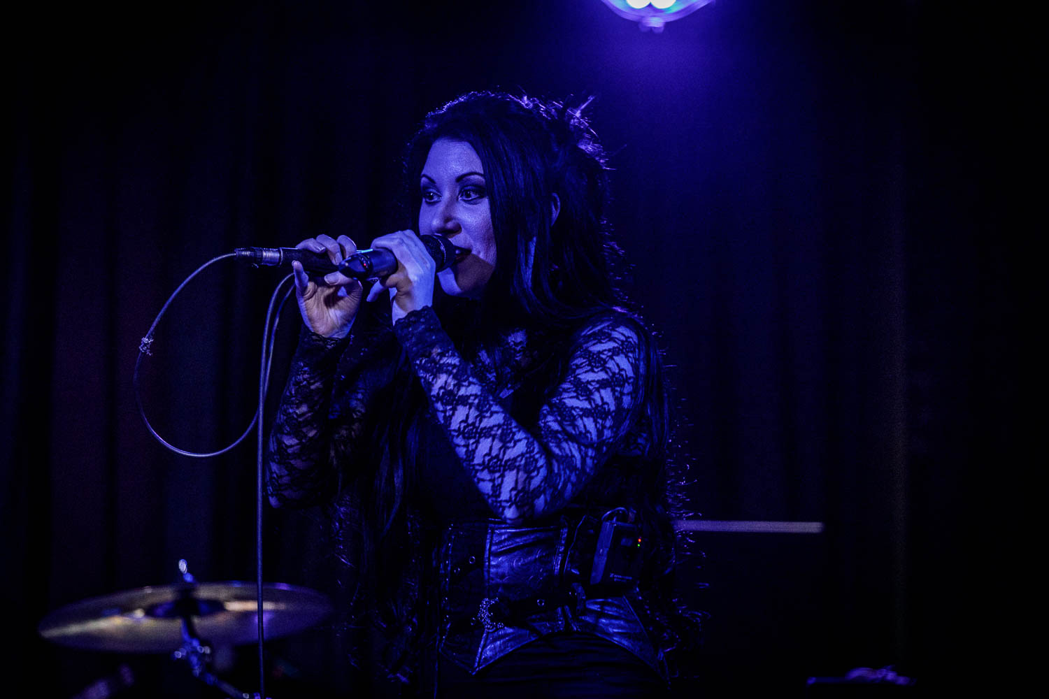 Apparition live at Rebellion in Manchester on February 1st 2019. ©Johann Wierzbicki | ROCKFLESH
