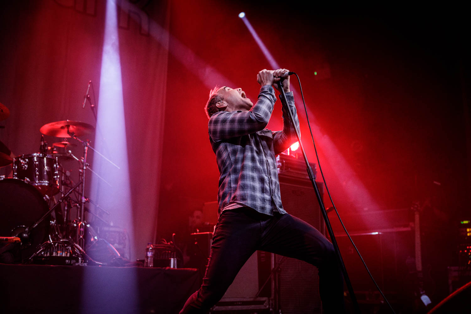Hoobastank at O2 Ritz in Manchester on February 5th 2019. ©Johann Wierzbicki | ROCKFLESH