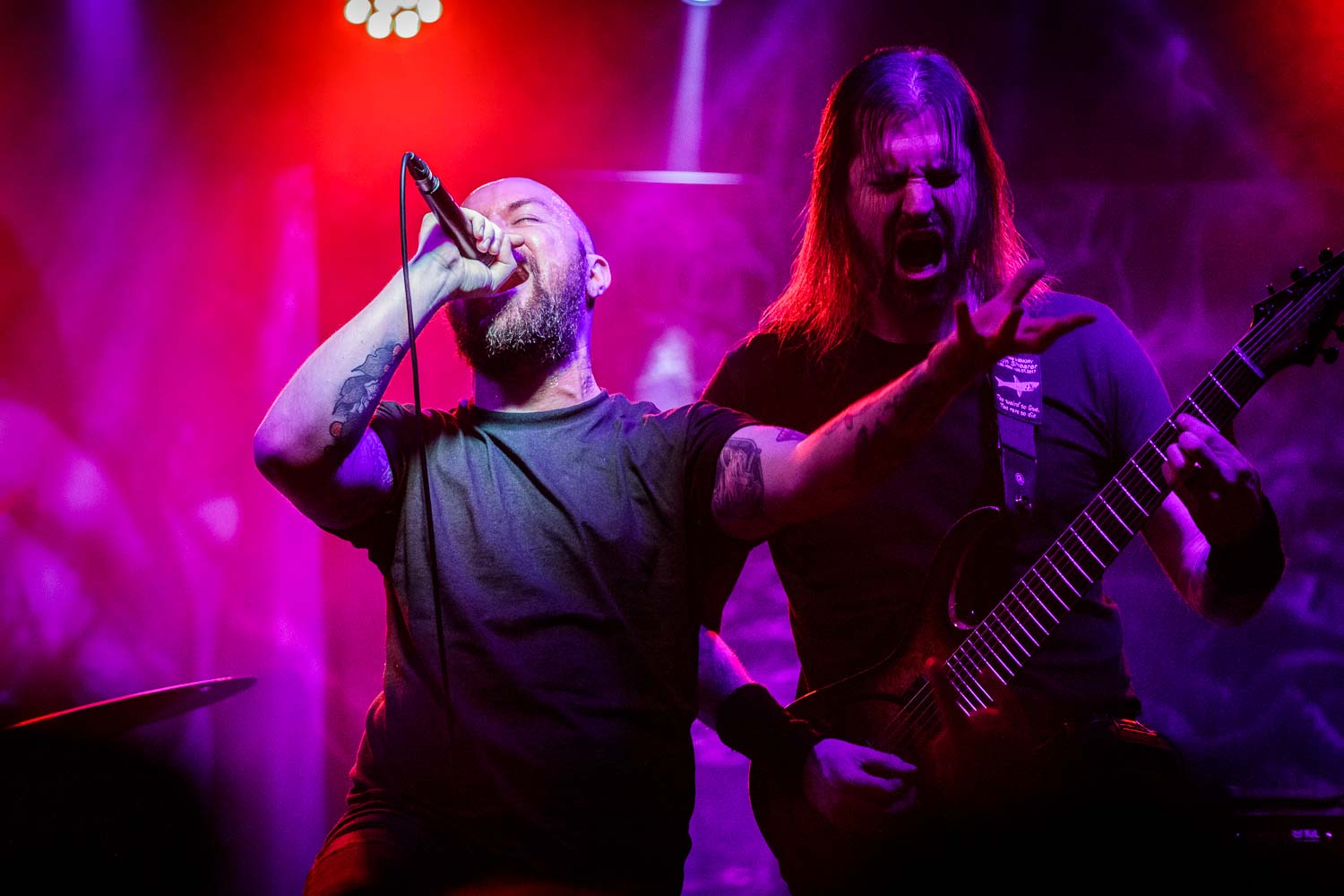 Allegaeon at Rebellion in Manchester on February 7th 2019. ©Johann Wierzbicki | ROCKFLESH