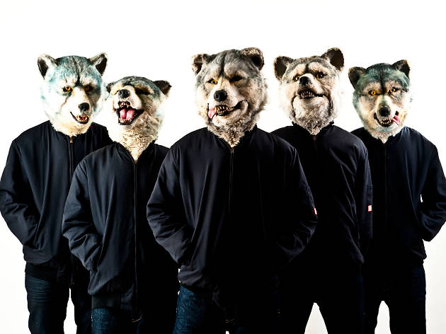 Man With A Mission Manchester 2019