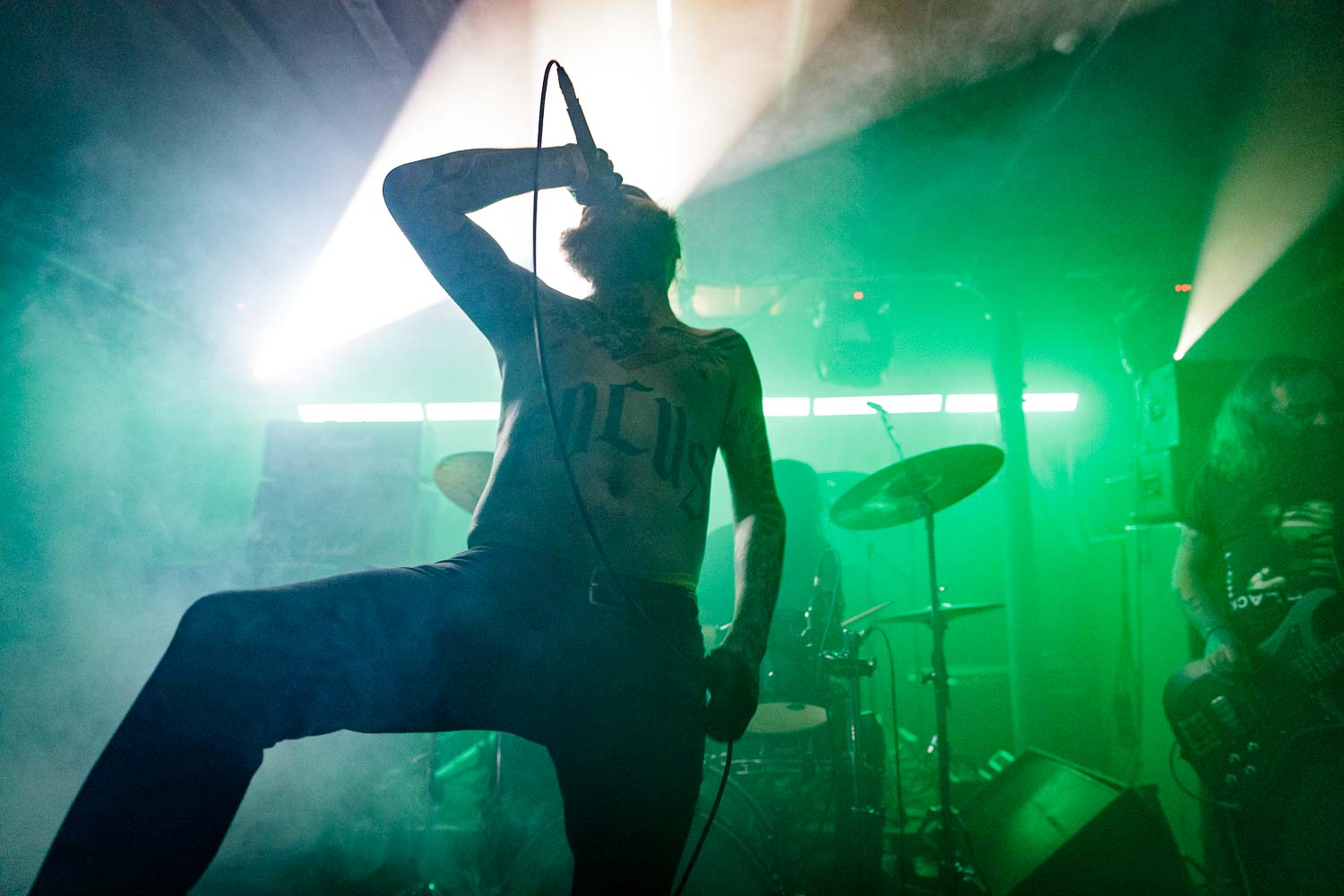 Video Nasties at Academy 2 in Liverpool on February 9th 2019. ©Johann Wierzbicki | ROCKFLESH