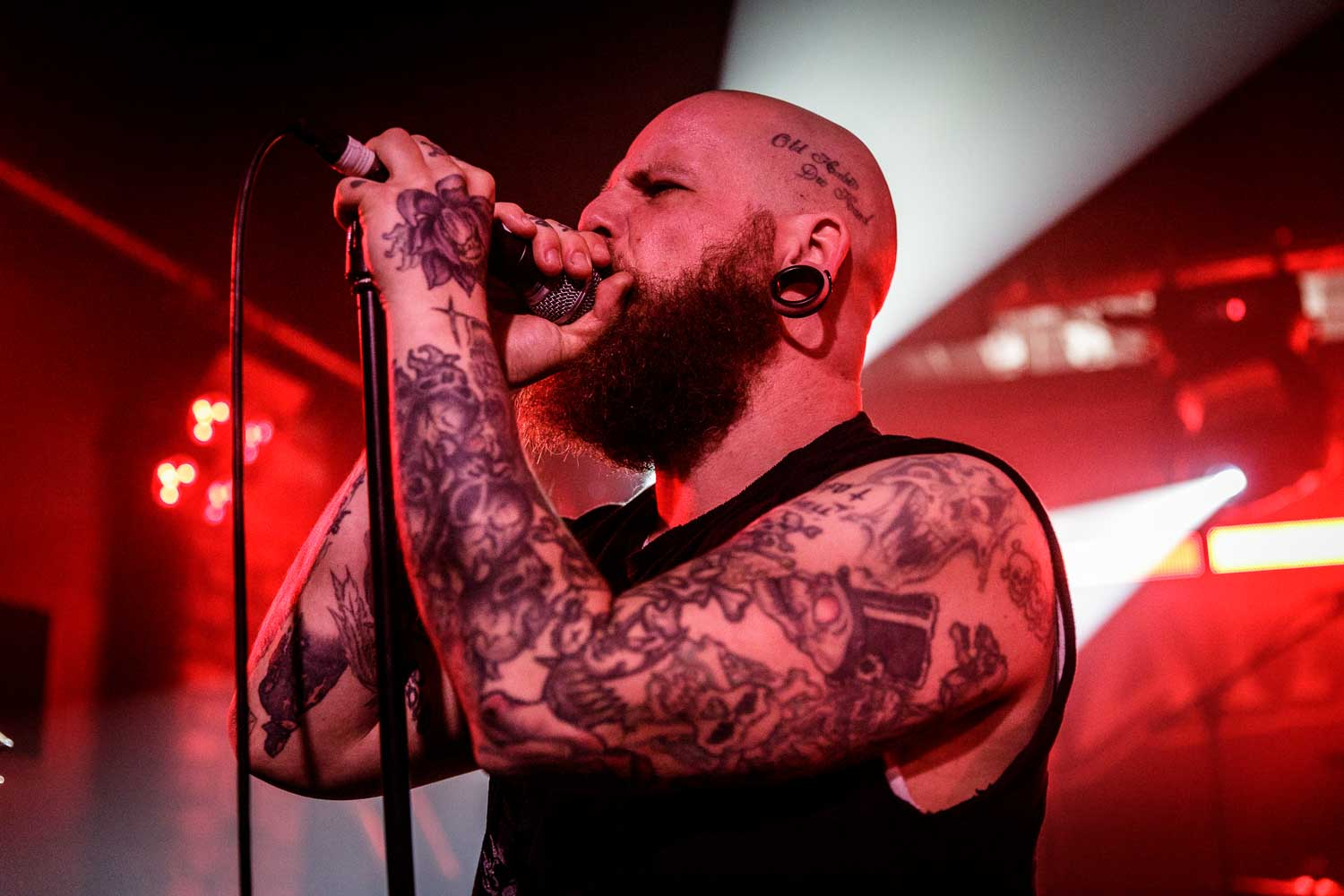 PIST at Academy 2 in Liverpool on February 9th 2019. ©Johann Wierzbicki | ROCKFLESH