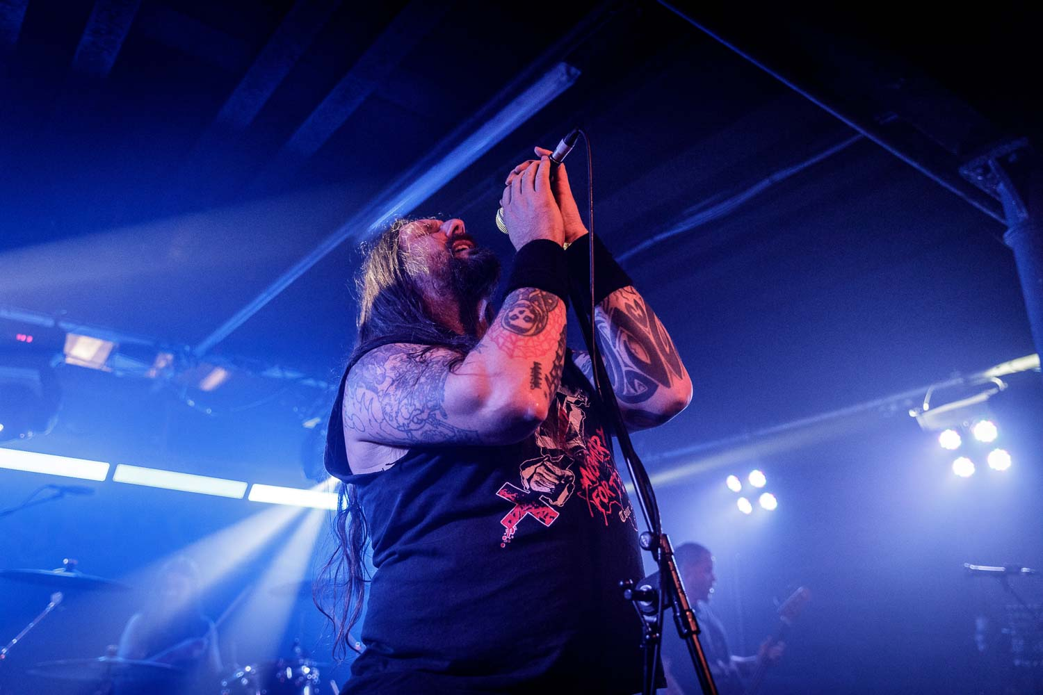 Orange Goblin at Academy 2 in Liverpool on February 9th 2019. ©Johann Wierzbicki | ROCKFLESH