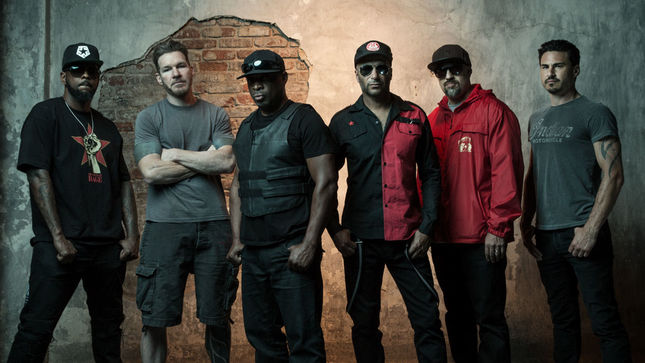 Prophets Of Rage Band 2019