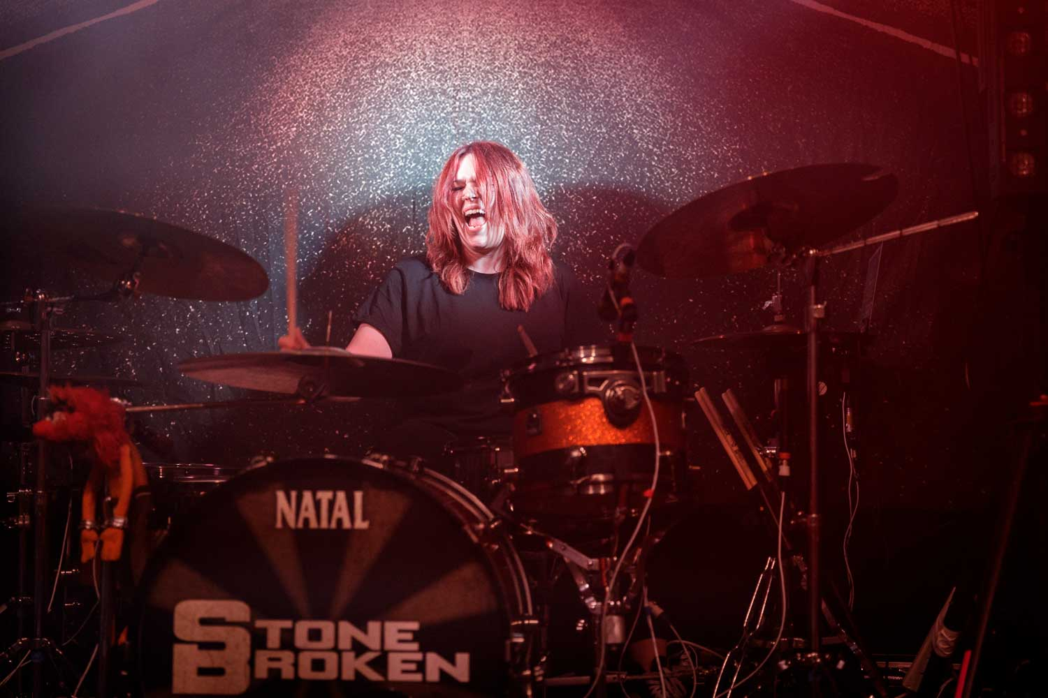Stone Broken at the Arts Club in Liverpool on February 20th 2019.