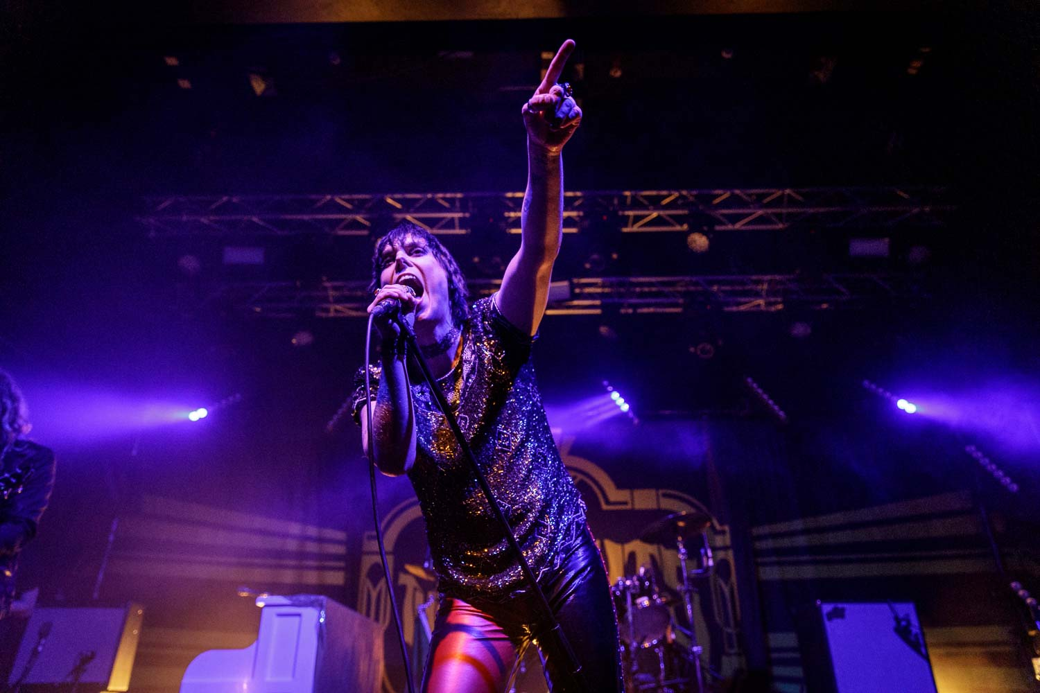 The Struts at the Academy 2 in Manchester on February 23rd 2019. ©Johann Wierzbicki | ROCKFLESH