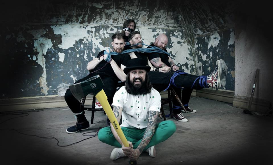 Massive Wagons at The Live Rooms