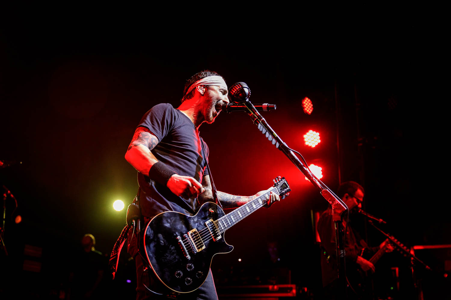 Godsmack at O2 Ritz in Manchester on February 28th 2019
