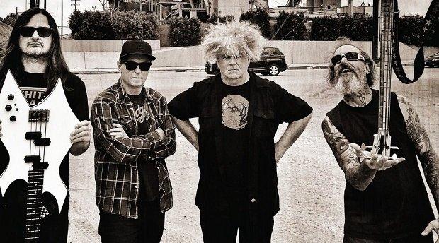 Melvins Photo Band 2019