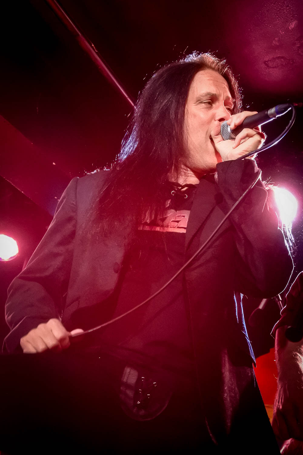 Tyketto at the Academy club in Manchester on March 10th 2019