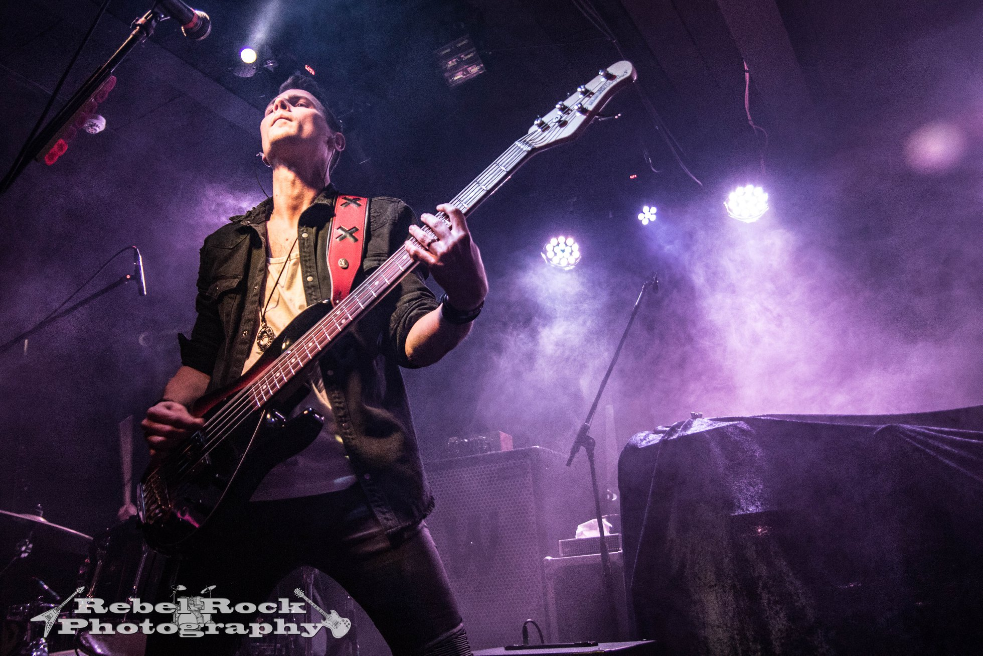 No Sleep For Lucy at Rebellion in Manchester on March 12th 2019 ©Rock Rebel Photography