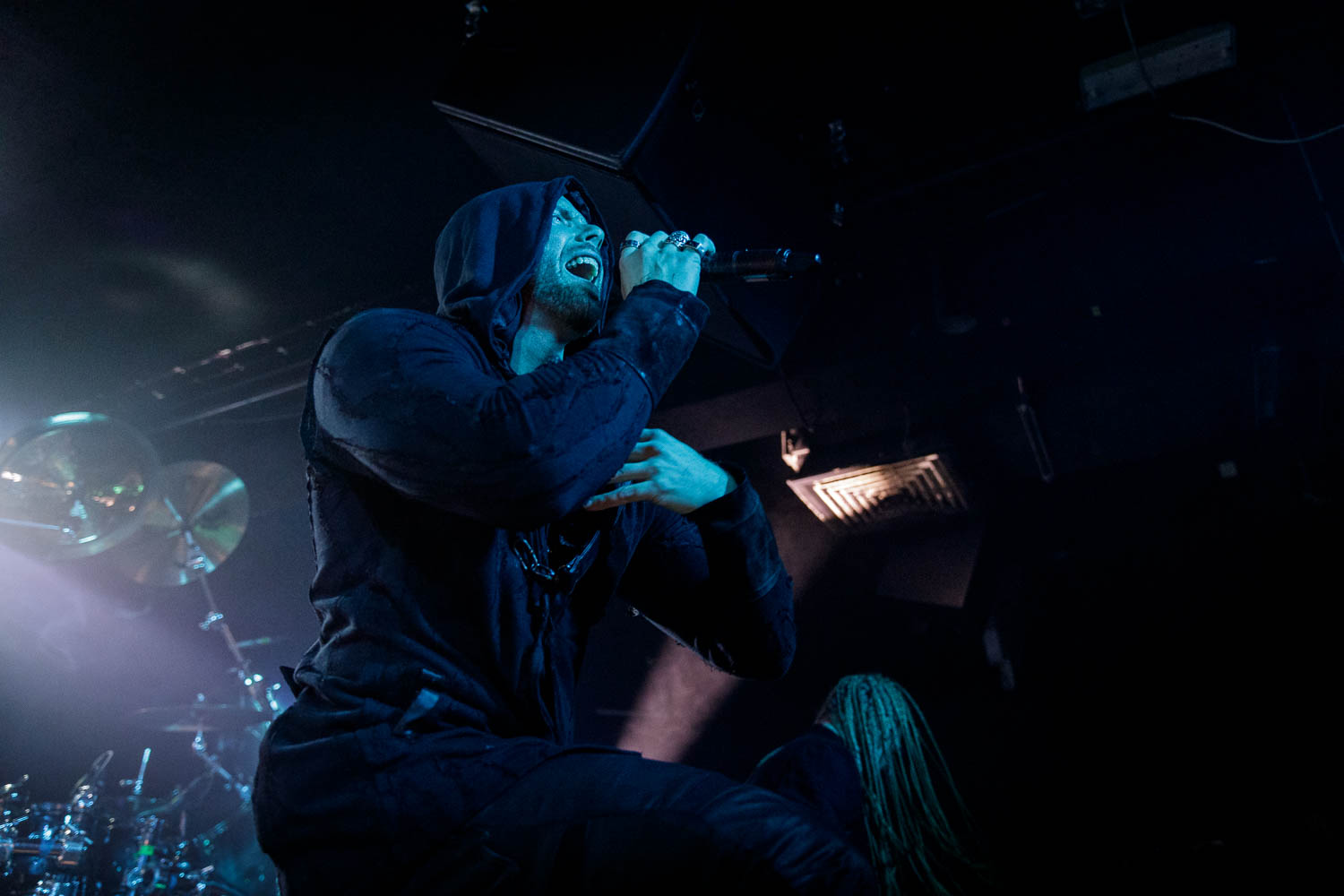 Kamelot at The Academy Club in Manchester on March 21st 2019.