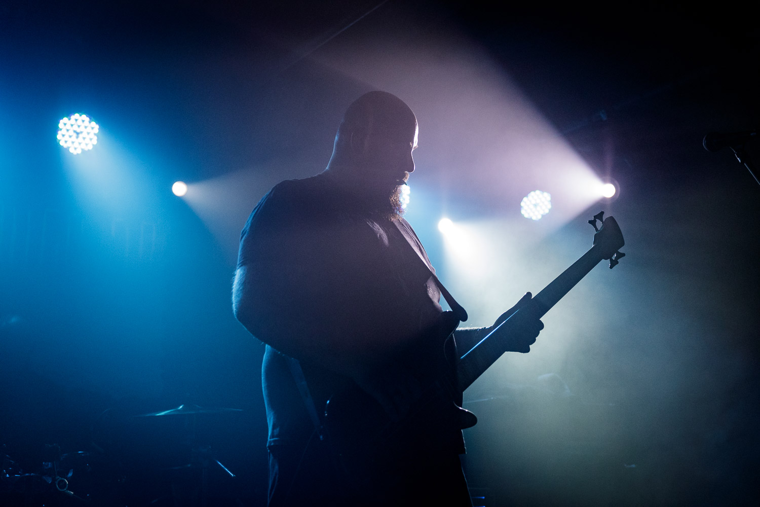 Burial at Academy 3 in Manchester