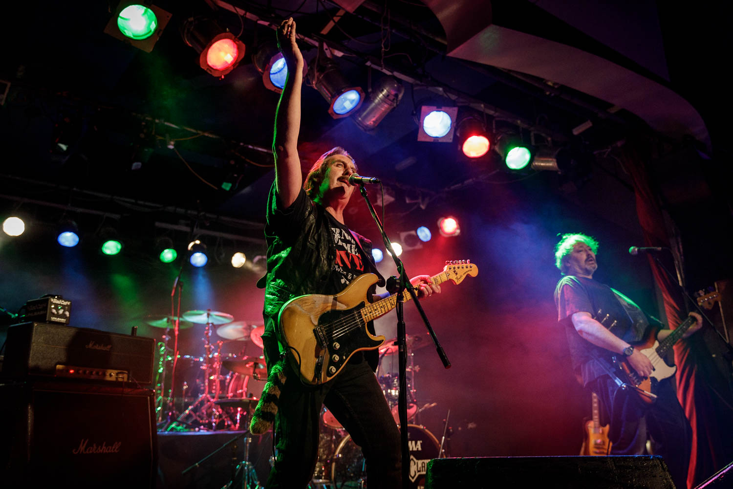 The Clan at The Tivoli in Buckley on March 30th 2019.