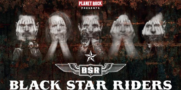 Black Star Riders Band Photo 2019