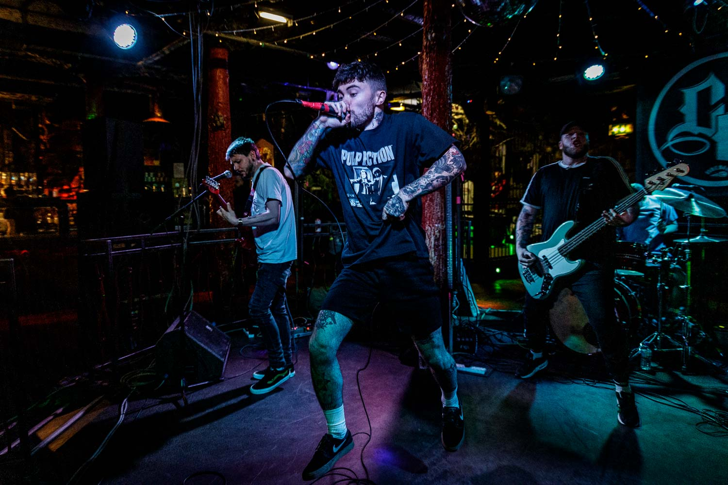 Last Hounds at Satan's Hollow in Manchester