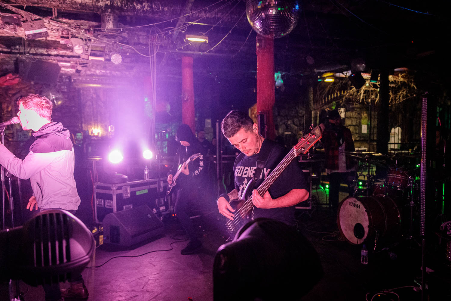 Carcer City at Satan's Hollow in Manchester