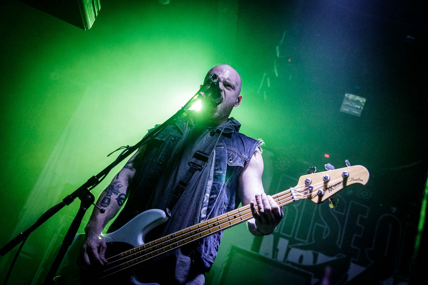 Fit For A King at Rebellion ©Johann Wierzbicki | ROCKFLESH