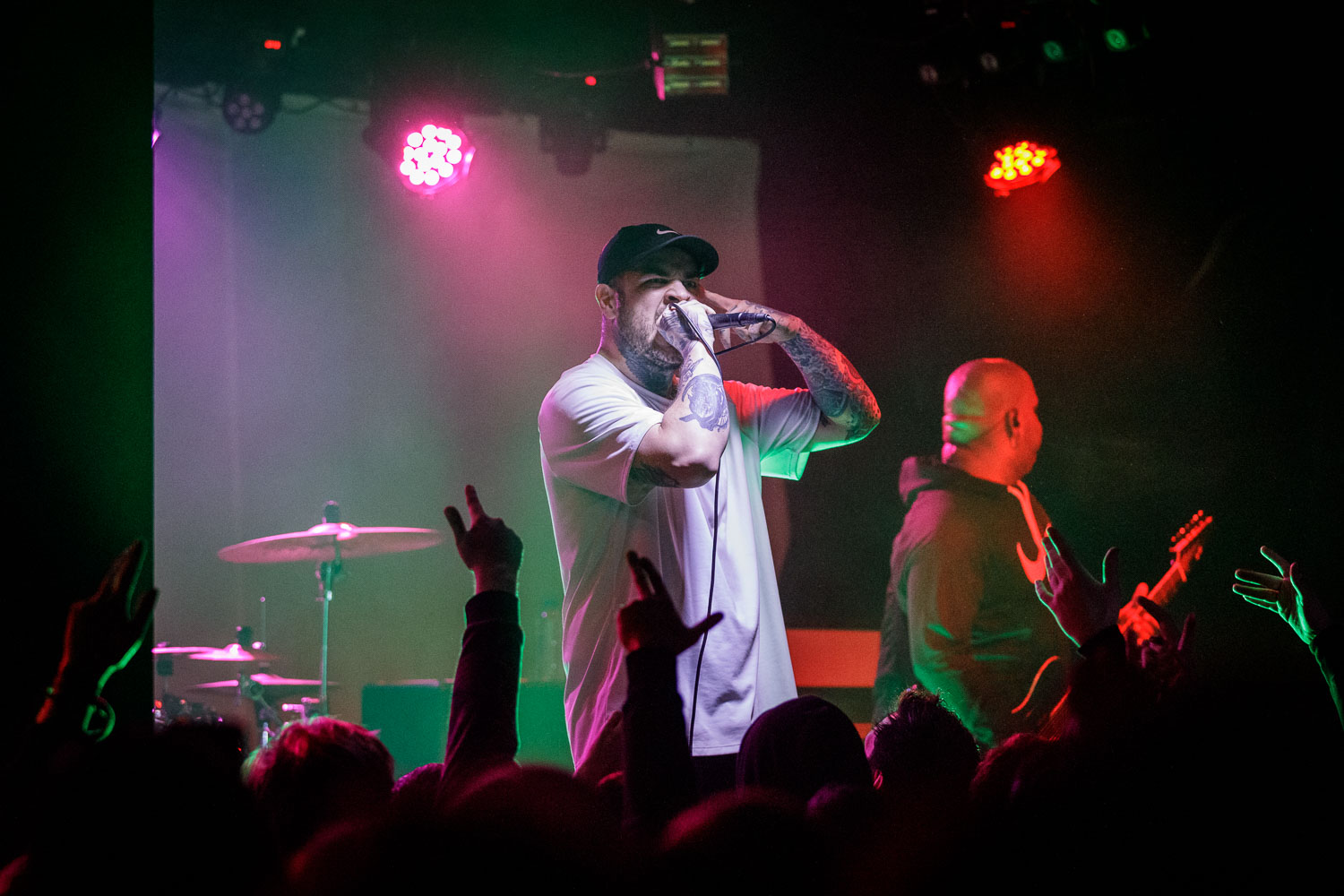 Emmure at Rebellion, Manchester ©Johann Wierzbicki | ROCKFLESH