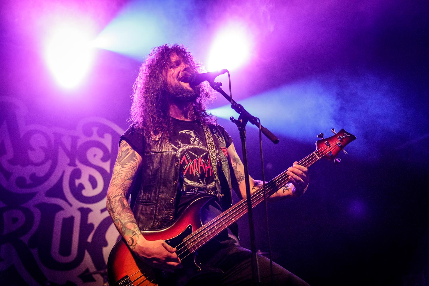 Monster Truck at The Academy 2 in Manchester on April 20th 2019.