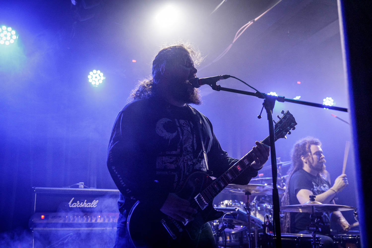 Bast at Rebellion in Manchester on April 26th 2019.