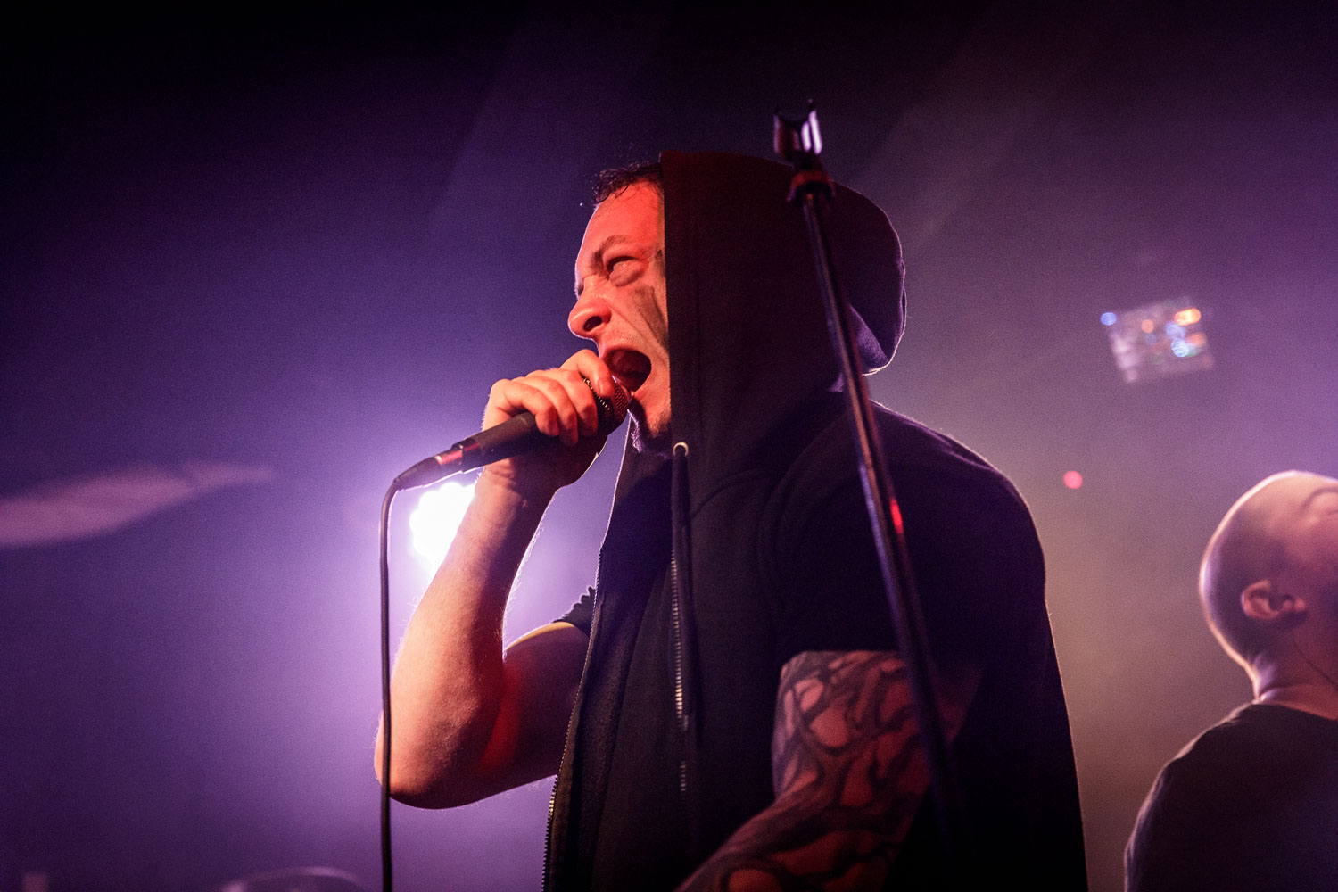 Voices at Rebellion in Manchester on April 26th 2019