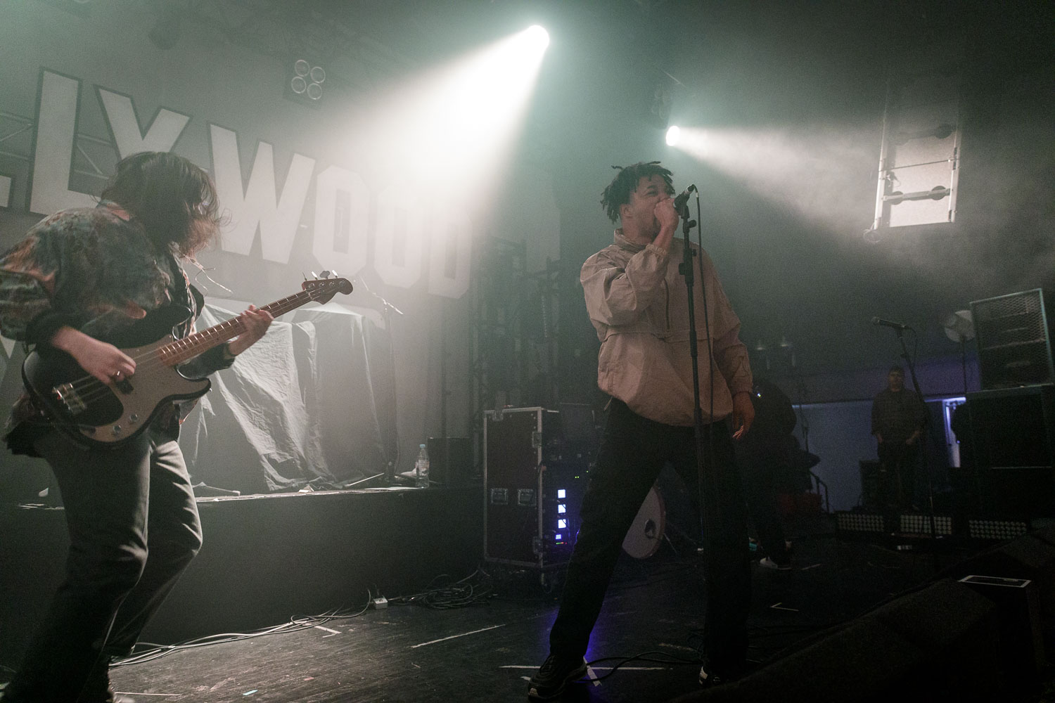 Loathe at Mountford Hall in Liverpool on April 27th 2019