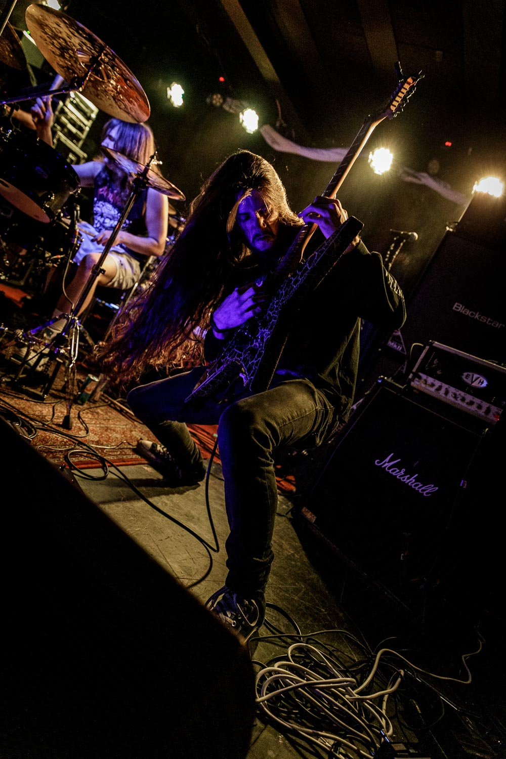 Cryptic Shift at Rebellion in Manchester on April 30th 2019. ©Johann Wierzbicki | ROCKFLESH