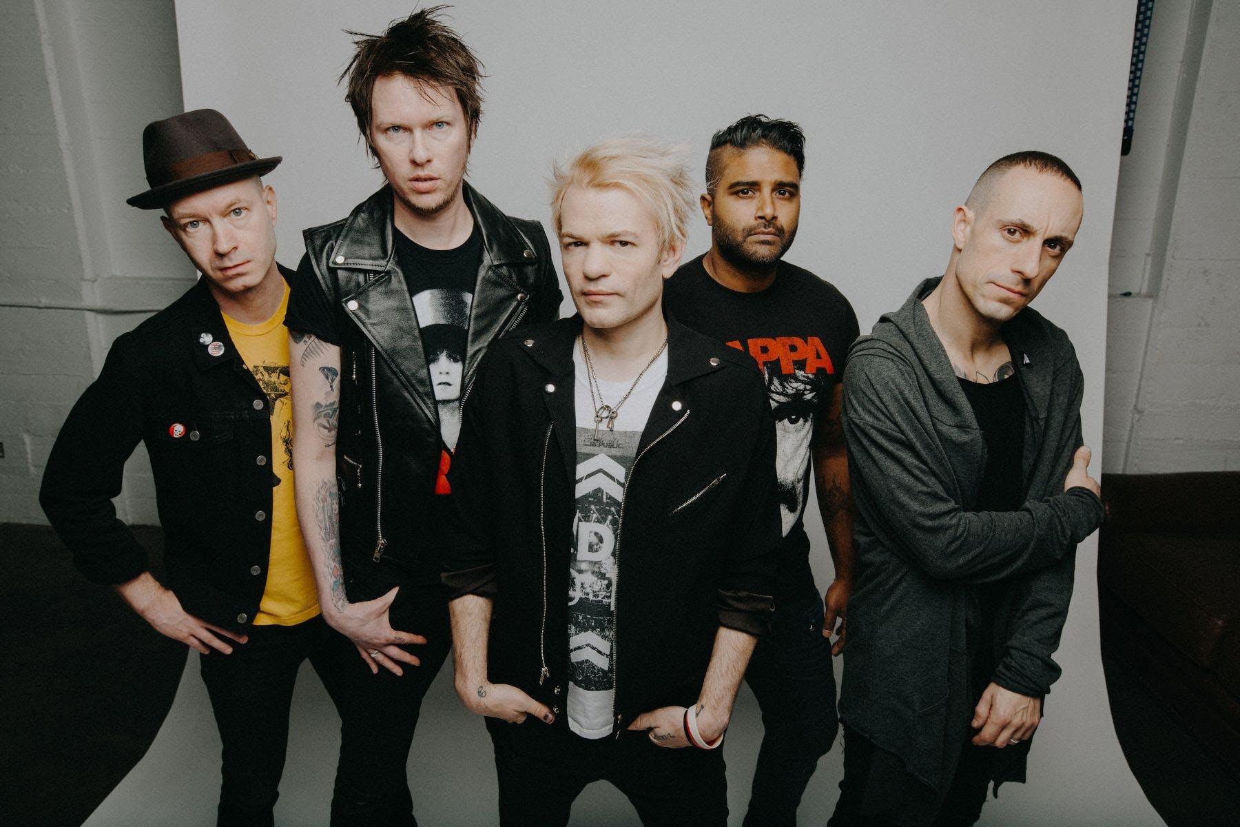 Sum 41 Band 2019