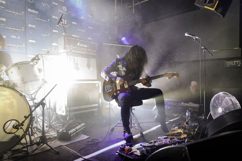Mono  at Gorilla in Manchester on May 7th 2019. ©Johann Wierzbicki | ROCKFLESH