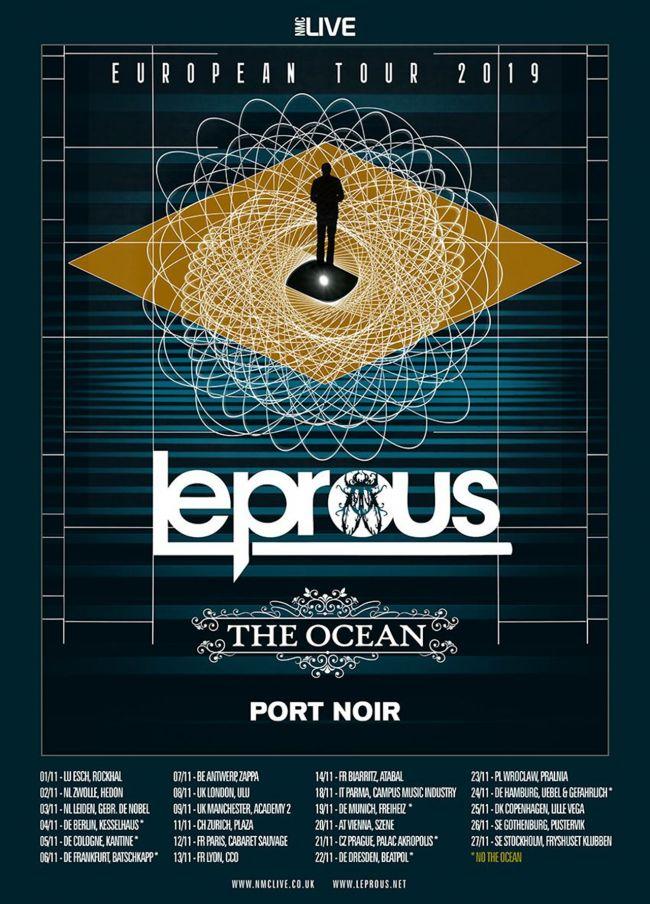 Leprous Tour Dates 2019