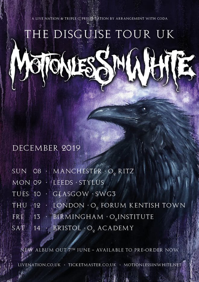 Motionless-In-White-UK-tour-2019