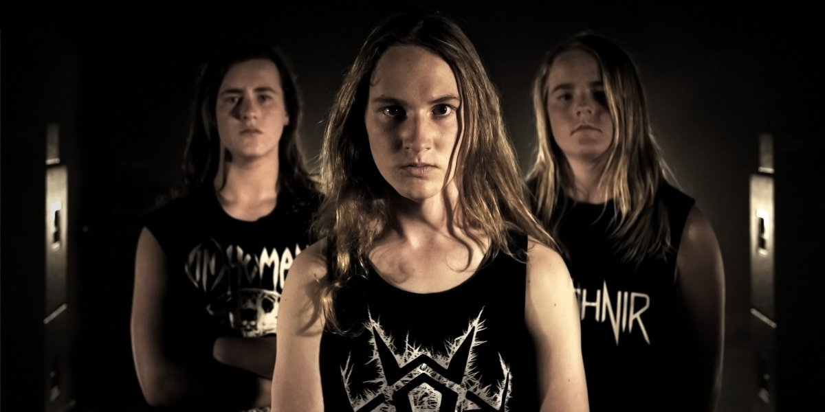 Alien Weaponry at Download 2019