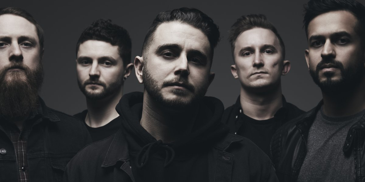 Heart Of A Coward on The Avalanche Stage on Sunday at Download 2019