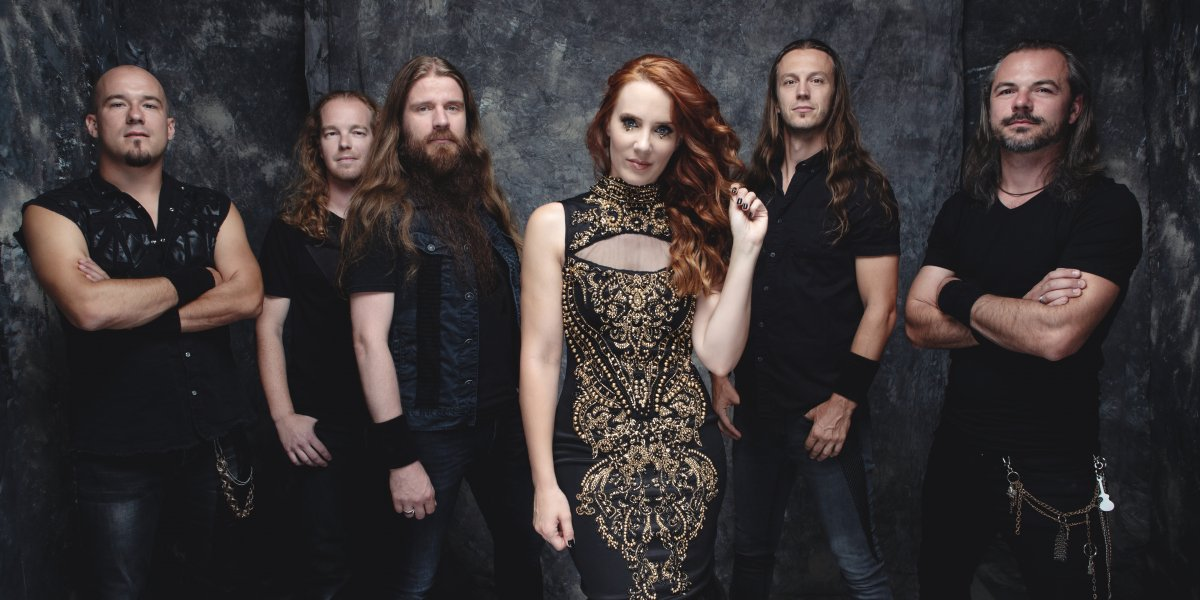 Epica, Zippo Stage on Saturday at Download 2019