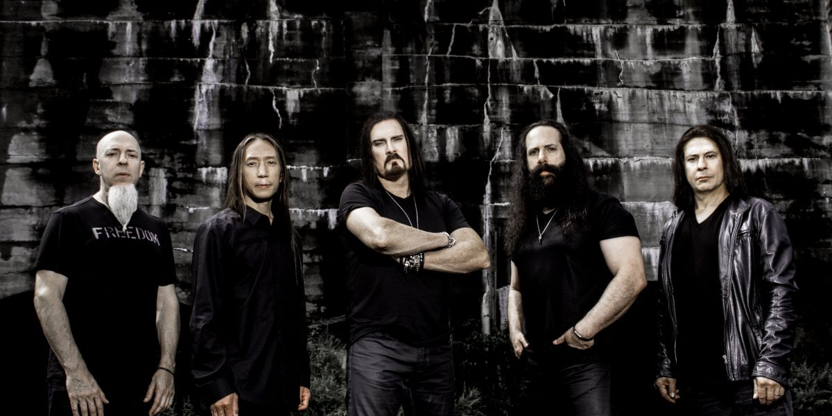 Dream Theater, Zippo Stage on Sunday