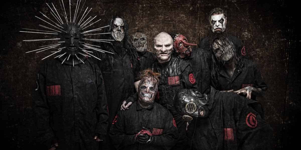 Slipknot, Main Stage on Saturday at Download 2019