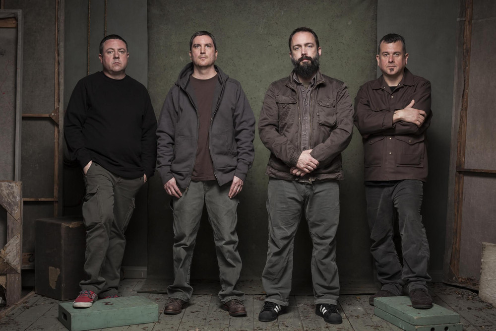 Clutch, Main Stage on Friday at Download 2019