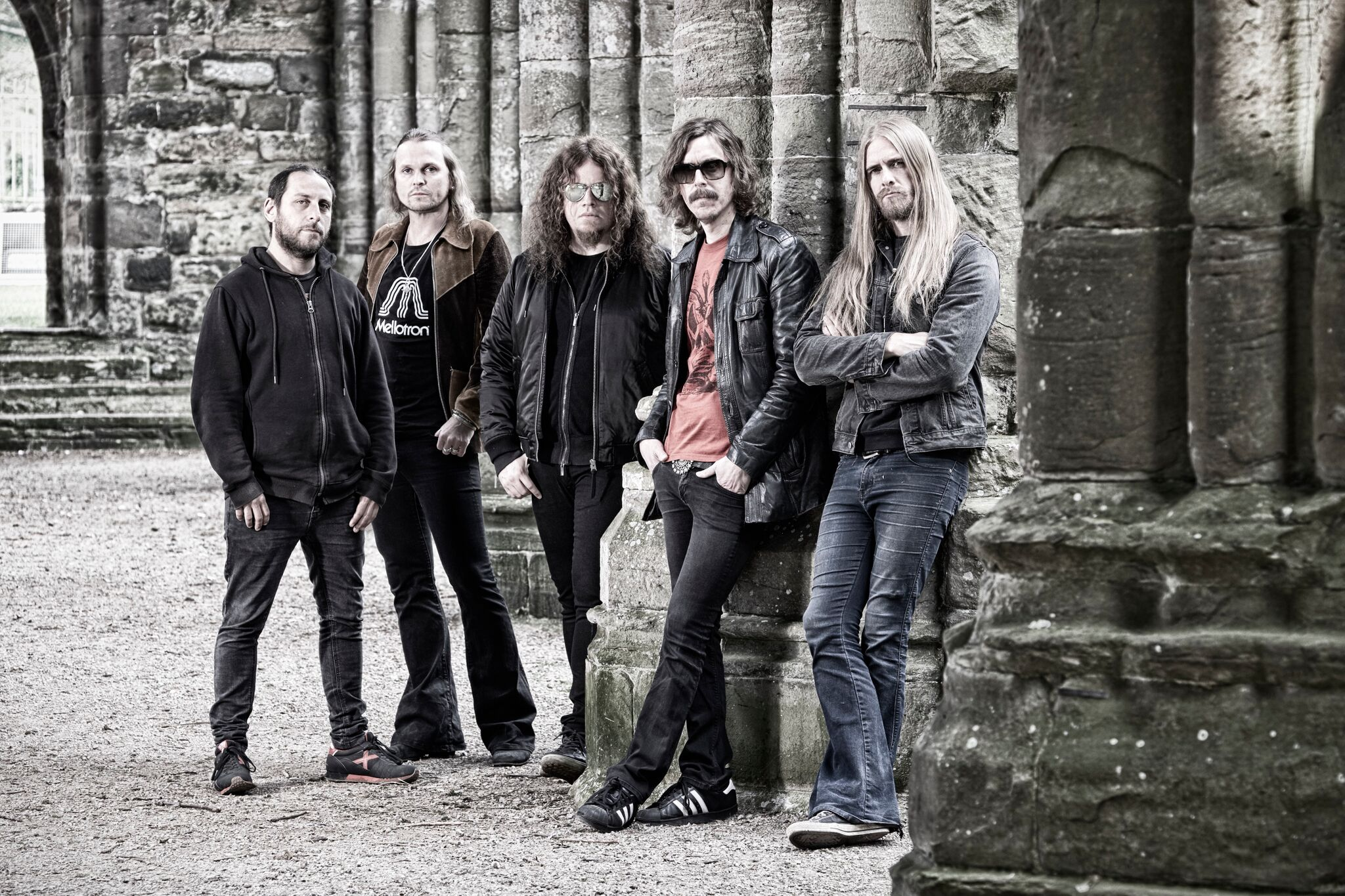 Opeth, Zippo Encore Stage on Friday at Download 2019