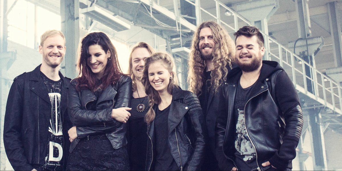 Delain, Zippo Encore Stage on Friday at Download 2019