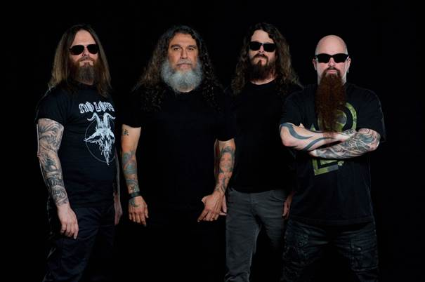 Slayer, Zippo Encore Stage Sunday at Download 2019