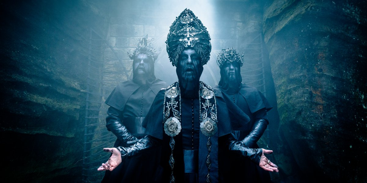 Behemoth, Main Stage on Saturday at Download 2019