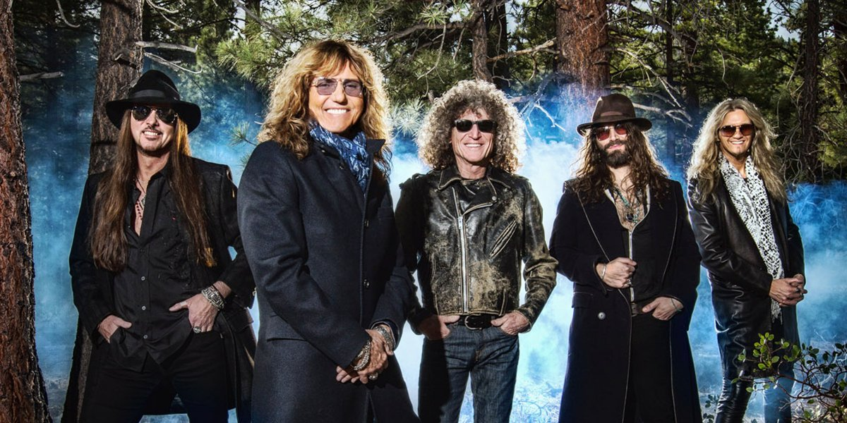 Whitesnake, Main Stage on Friday at Download 2019