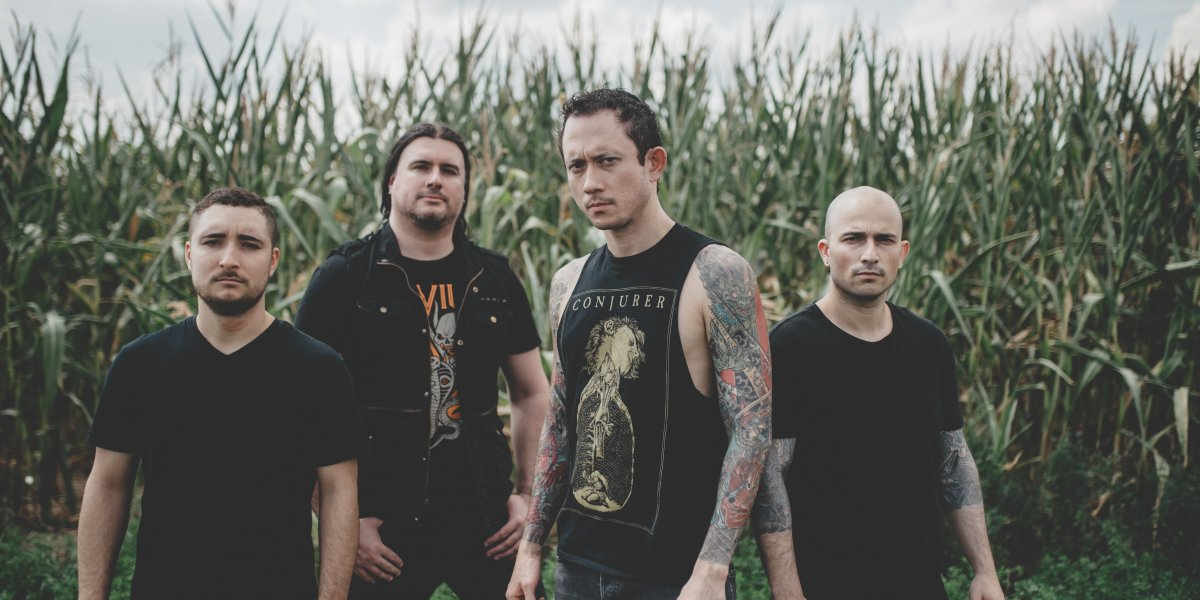 Trivium, Main Stage on Saturday at Download 2019