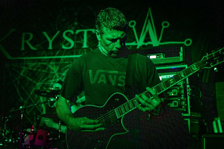 Krysthla at the Star & Garter in Manchester on May 17th 2019. ©Johann Wierzbicki   ROCKFLESH