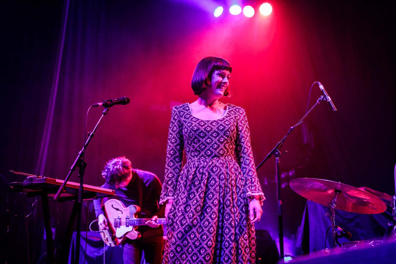 Gwenno at the O2 Ritz in Manchester on May 20th 2019. ©Johann Wierzbicki | ROCKFLESH