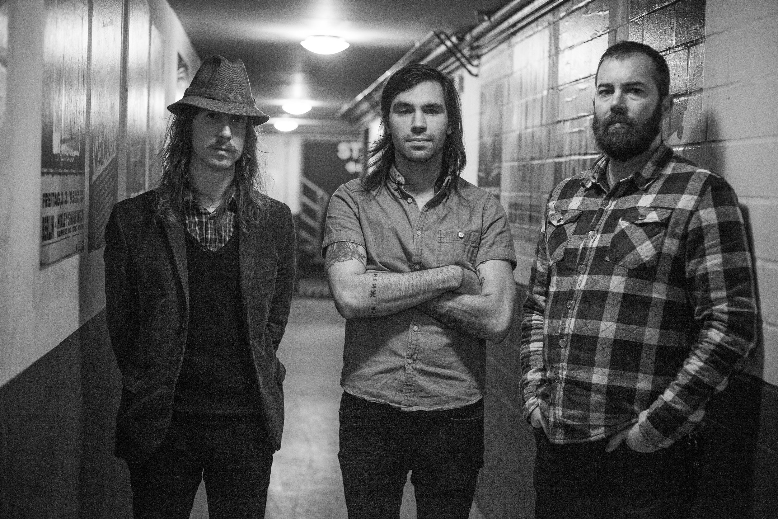 Russian Circles band at Gorilla in Manchester on August 13th 2019