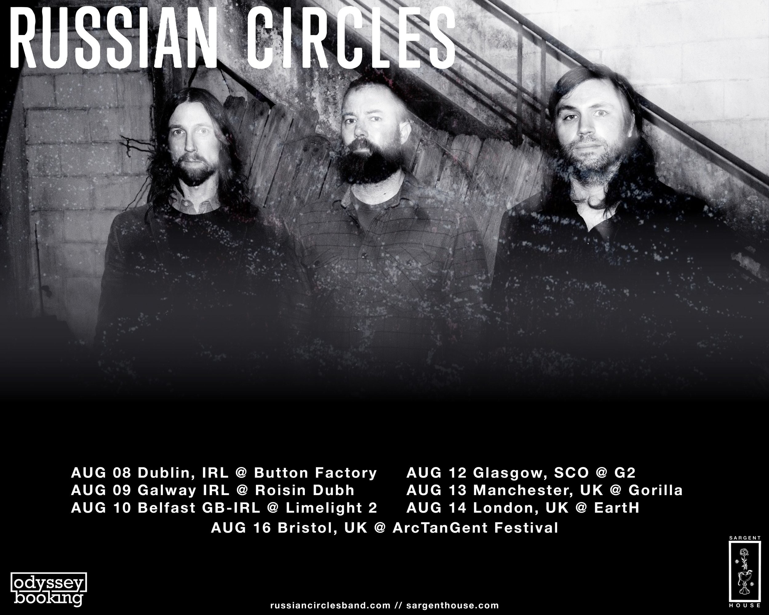 russian circles 2019 tour dates