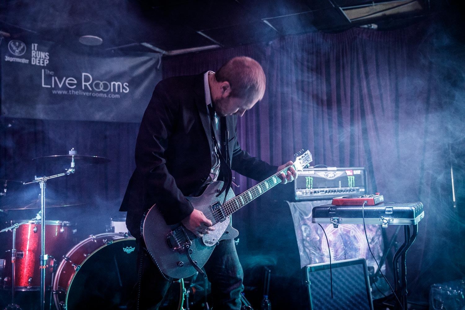 Leatherback at The Live Rooms in Chester on May 24th 2019. ©Johann Wierzbicki | ROCKFLESH